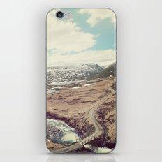 Norwegian Landscape iPhone & iPod Skin