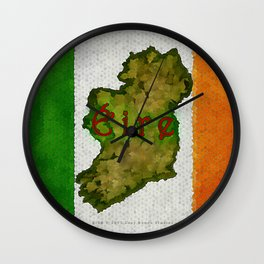 Éire - 020 Wall Clock