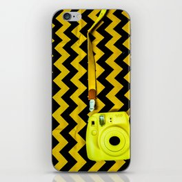 Instant Happiness iPhone Skin
