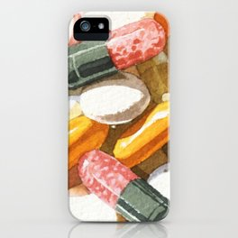 TABLETS iPhone Case