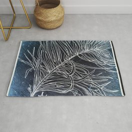 Palm Leaf Earth Day and Easter Rug