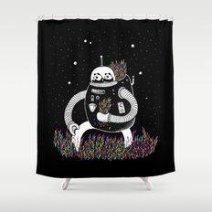 Harvest (The Motive) Shower Curtain