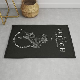 The Witch - Black Phillip Rug