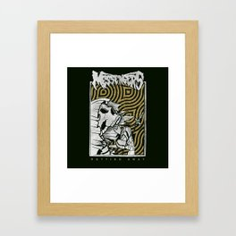Messengers_Rotting Away Framed Art Print
