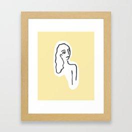 Honey Pie Framed Art Print