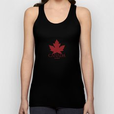 Team Foreign Canada Unisex Tank Top