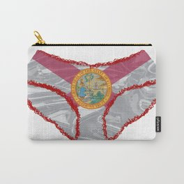 Florida Flag Knickers Carry-All Pouch