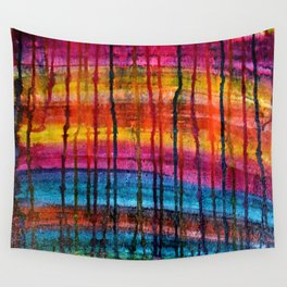 Natural Layers Wall Tapestry