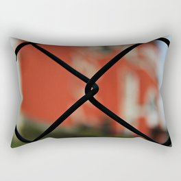 The Other Side of the Law Rectangular Pillow