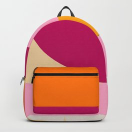 Spring- Pantone Warm color 04 Backpack