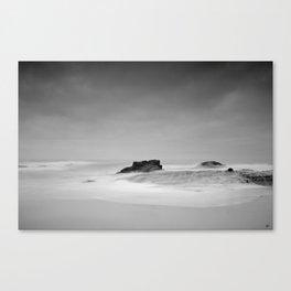 Thin Fog #5 Canvas Print
