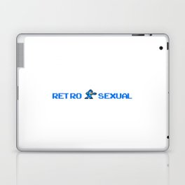 Retrosexual / Mega Man Laptop & iPad Skin