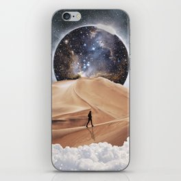 DESERT HEAVEN iPhone Skin