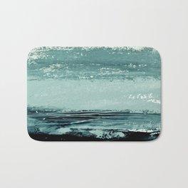 abstract minimalist landscape 4 Bath Mat