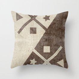 Geometric Exploration 2 Throw Pillow