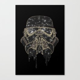 storm troop Canvas Print