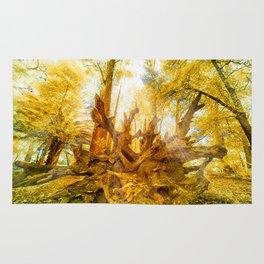 Dried Oak Rug