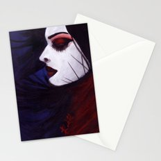 Sunk deep in the night... Stationery Cards