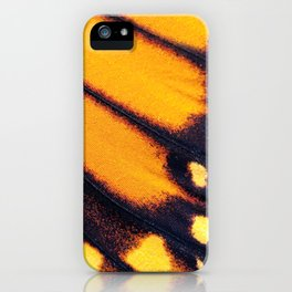 Butterfly Wing #23 iPhone Case