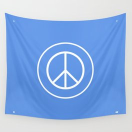 WORLD PEACE Wall Tapestry