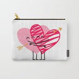 Love & Friendship Carry-All Pouch