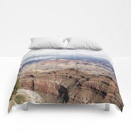 Grand Canyon No. 4 Pano Comforters