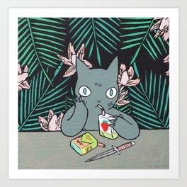 Juice Box Art Print