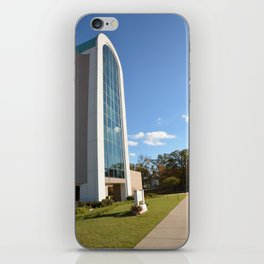 Northeastern State University - The W. Roger Webb IT Building, No. 5 iPhone Skin