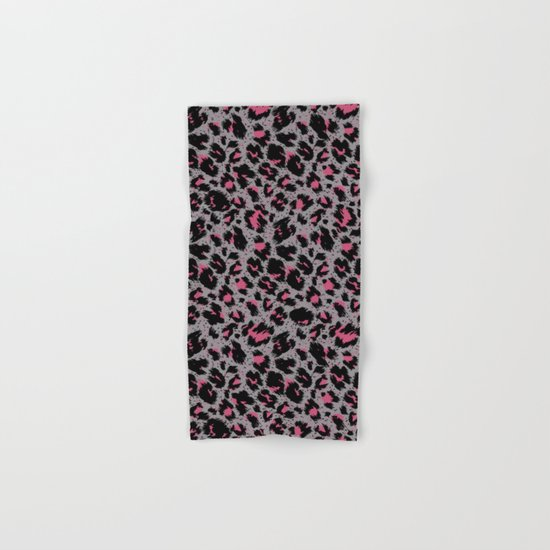 tiger pattern Hand & Bath Towel