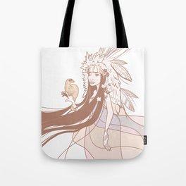 frett Tote Bag