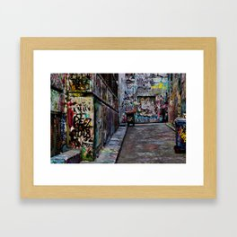 Fiti Framed Art Print