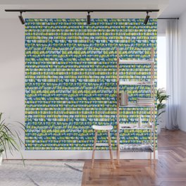 Garage shingles  Wall Mural