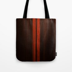 Wooden Striped Oak case Tote Bag