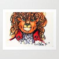 Wildorf Art Print