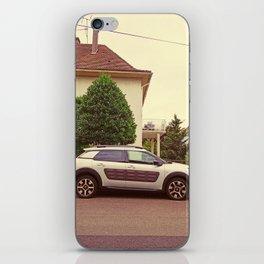 """Citroen C4 Cactus """"White Predator"""" iPhone Skin"""