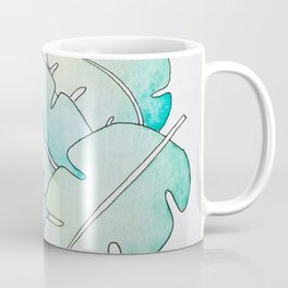 Tropical Watercolors Coffee Mug