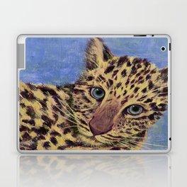 Baby Leopard Laptop & iPad Skin