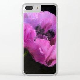 aprilshowers-204 Clear iPhone Case