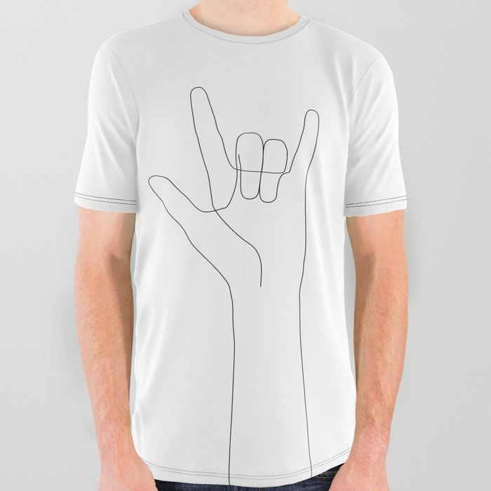 Love_Hand_Gesture_All_Over_Graphic_Tee_by_Explicit_Design__Small