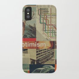 Optimism178 iPhone Case