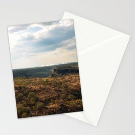 Mist of Victoria Falls. Stationery Cards