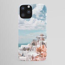 Santorini, Oia iPhone Case