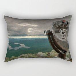 Lake Placid Vista Rectangular Pillow