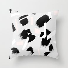 YX02 Throw Pillow