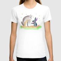 ohana T-shirts featuring Ohana Means Family by Avedon Arcade