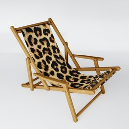ReAL LeOparD Sling Chair