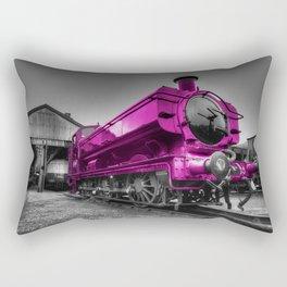 The Pink Pannier Rectangular Pillow
