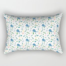 A Sea of Dreams Rectangular Pillow