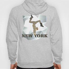 Gymnastics New York Hoody