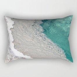 Yellowstone Colors No. 4 Rectangular Pillow